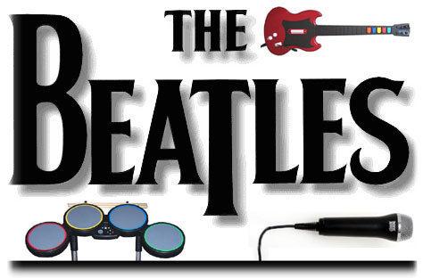Ringo Starr & Paul McCartney - premeira The Beatles: Rockband
