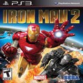 Iron Man 2 (PS3) kody