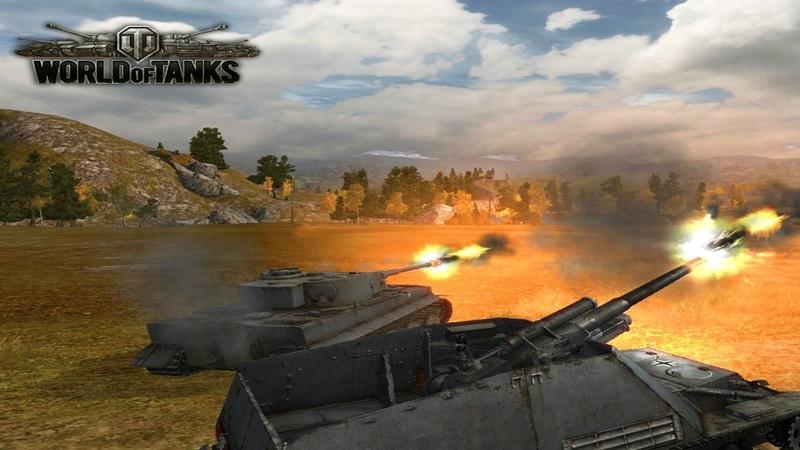 World of Tank - zamknięte beta testy