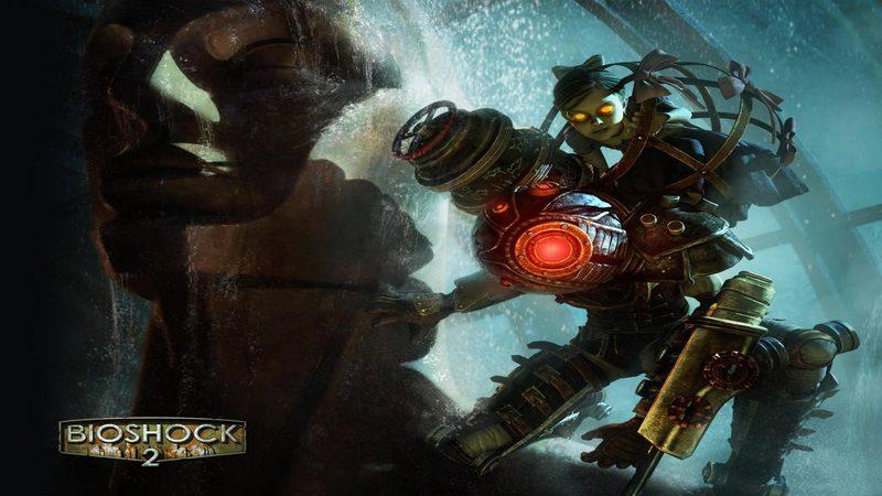 Nie pogramy na padzie w Bioshock 2 na PC