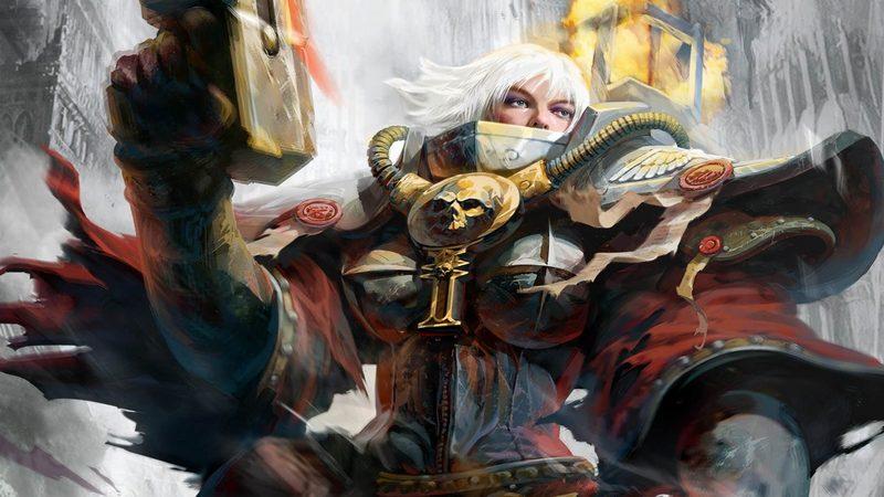 Będzie sieciowy Warhammer 40k!