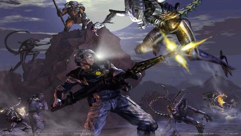 Sega walczy o wydanie AvP w Australii