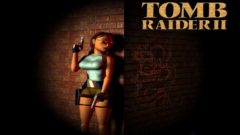 Kody do Tomb Raider II (PC)