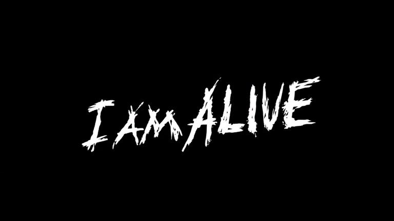 I Am Alive - Zwiastun