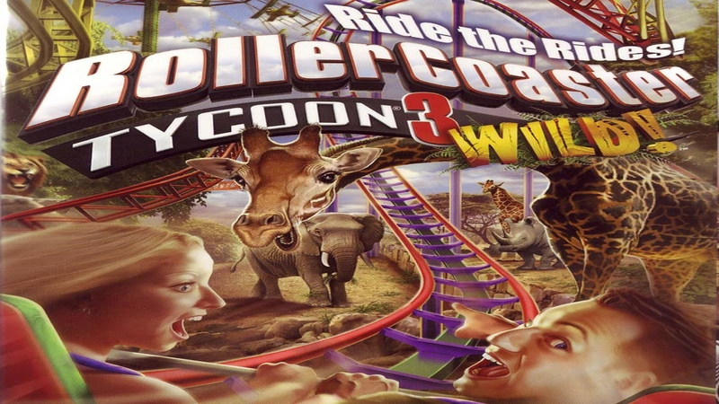Kody do RollerCoaster Tycoon 3: Wild! (PC)