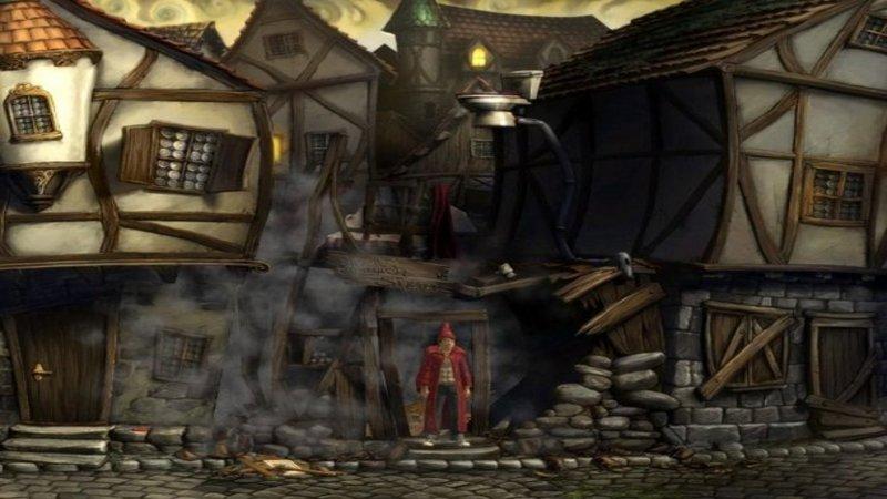 Simon the Sorcerer 5 - Kompilacja pierwszych screenów z gry
