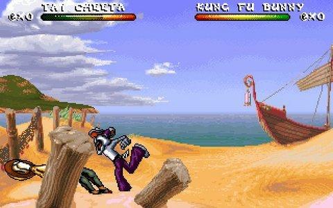 Brutal: Paws of Fury – pełna wersja (DOS)
