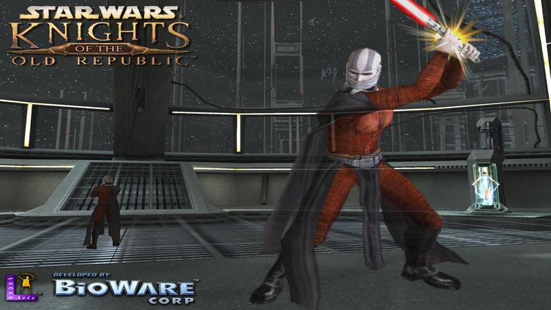 Star Wars: Knights of the Old Republic - muzyka z gry (Manaan)