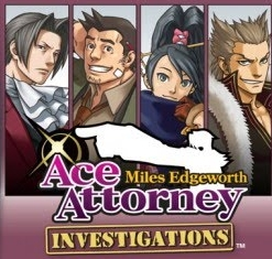 Ace Attorney Investigations: Miles Edgeworth - Trailer E3 2009 (Gameplay)