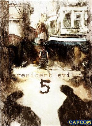 Resident Evil 5 - gameplay (walka w mieście)