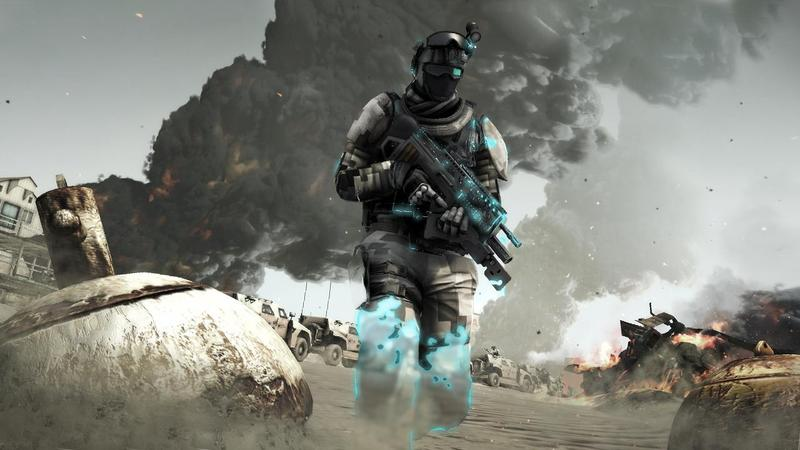 Nowy Ghost Recon w maju!