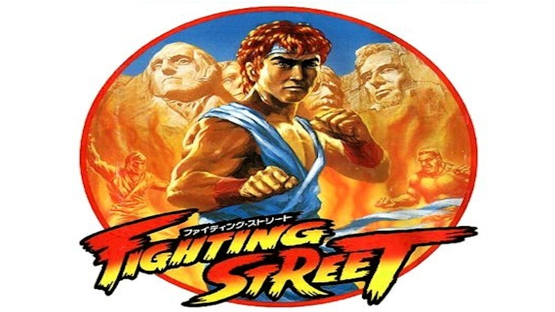 Kody do Fighting Street (Wii)