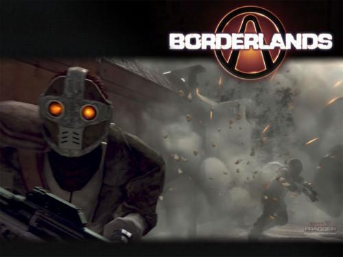 Pierwsza łatka do Borderlands już w sieci