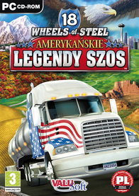 18 Wheels of Steel: Amerykańskie legendy szos - gameplay