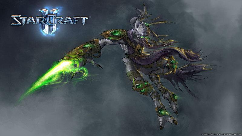 StarCraft 2 - Protoss Trailer