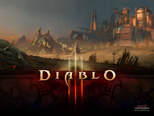 Diablo III - trailer (Wizard)