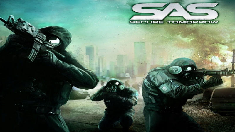 Kody do SAS: Secure Tomorrow (PC)