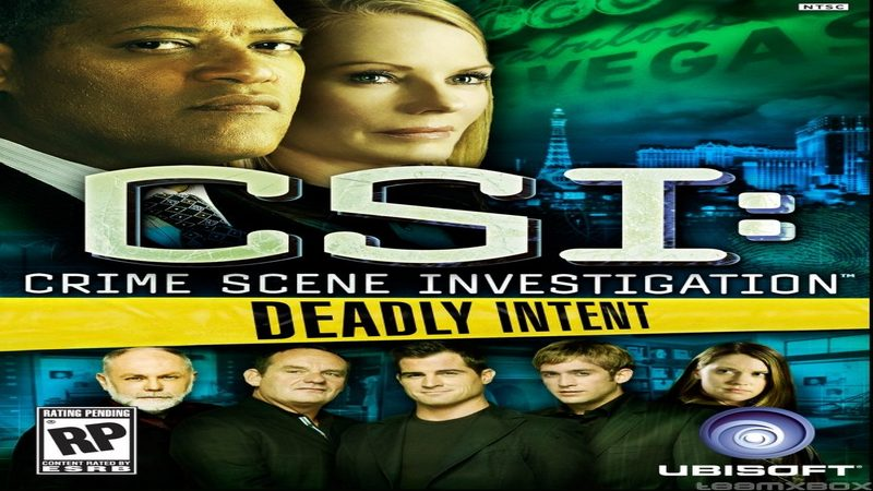 CSI: Deadly Intent - trailer