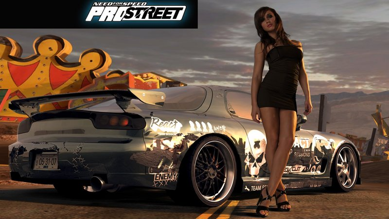 Kody do Need for Speed: ProStreet (PC)
