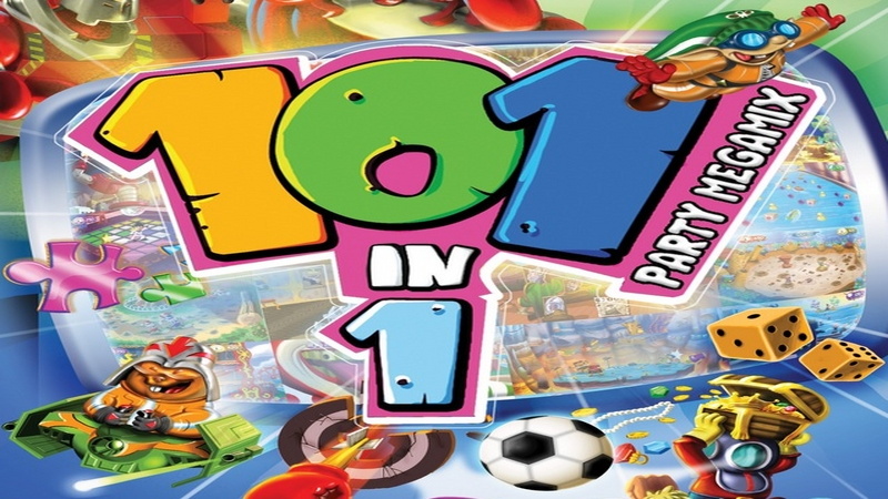 Kody do 101-in-1 Party Megamix (Wii)