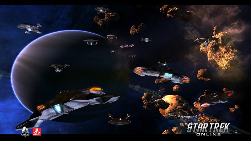 Star Trek Online przechodzi w tryb darmowy