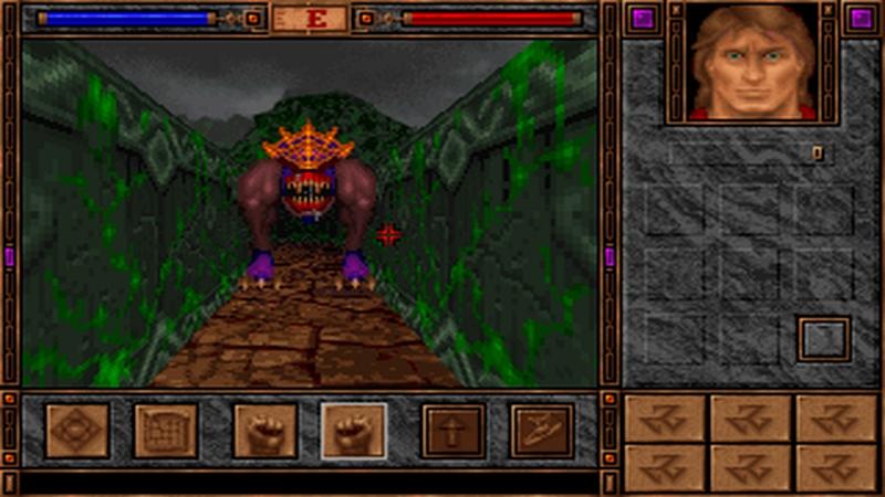 ShadowCaster - pełna wersja (DOS)