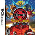 Chaotic: Shadow Warriors (NitendoDS) kody