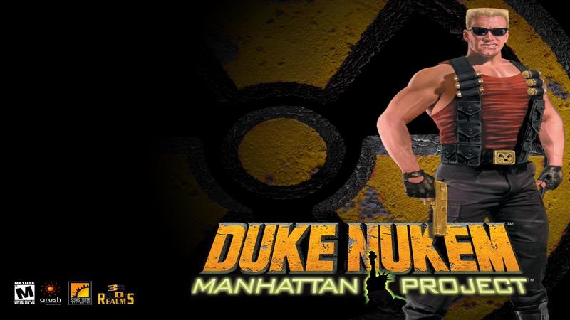 Kody do Duke Nukem: Manhattan Project (PC)