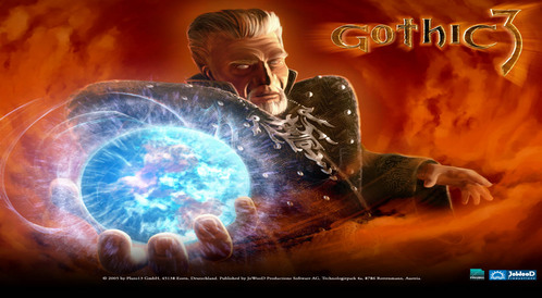 Kody do Gothic 3 (PC)