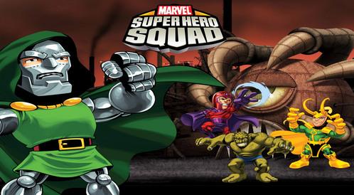 Kody do Marvel Super Hero Squad (NDS)