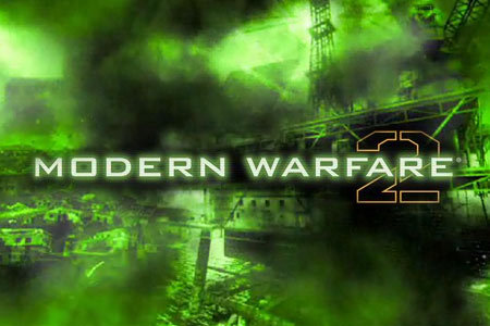 Modern Warfare 2 - gameplay (Act 2)