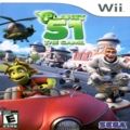 Planet 51: The Game (Wii) kody