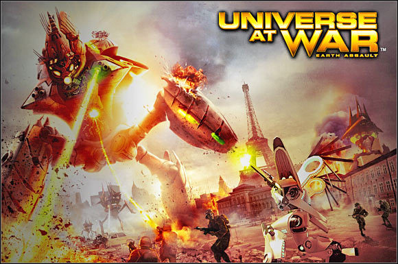 Universe at War: Earth Assault (2007) - Zwiastun z rozgrywki