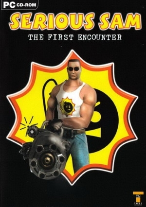 Serious Sam: The First Encounter - muzyka z gry (Fight5)