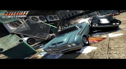 Kody do FlatOut: Ultimate Carnage (xBox360)
