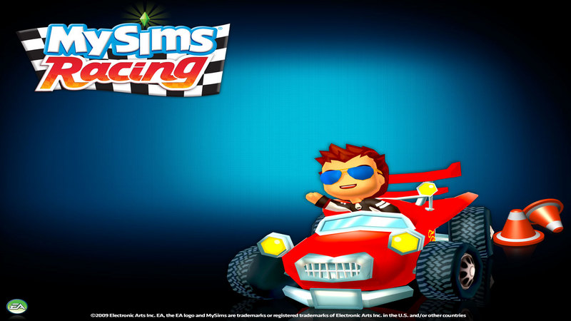 Kody do MySims Racing (Wii)