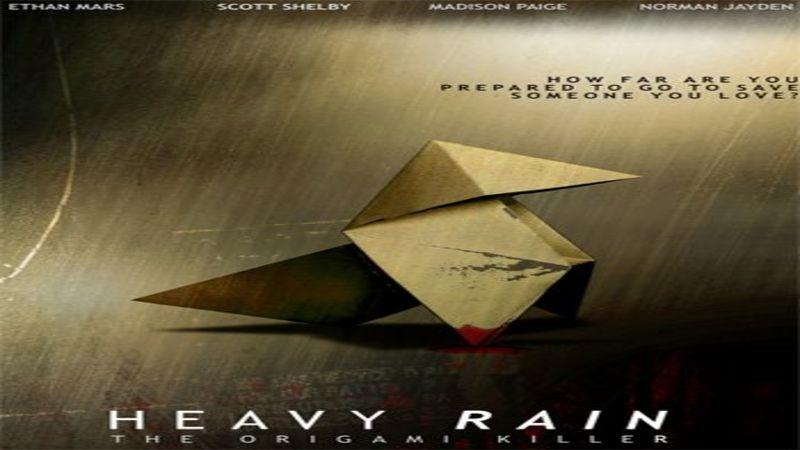 Heavy Rain - gameplay (pierwsze 9 minut gry)