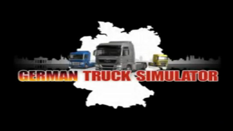 German Truck Simulator - Oficjalny Gameplay