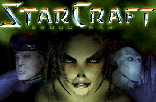 StarCraft: Brood War (PC; 1998) - Zwiastun filmowy
