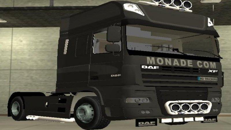 Euro Truck Simulator (PC) - Ciężarówka DAF XF105
