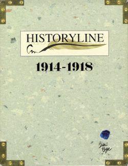 History Line 1914-1918 - intro i poczatek gry (Amiga)