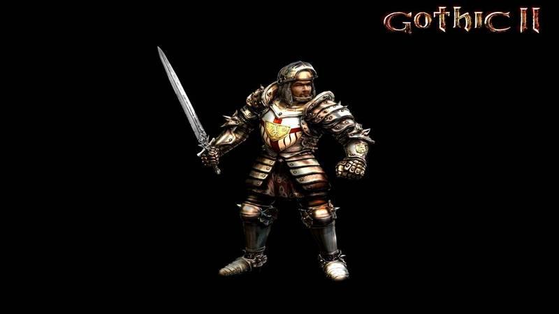 Motyw przewodni z gry Gothic 2