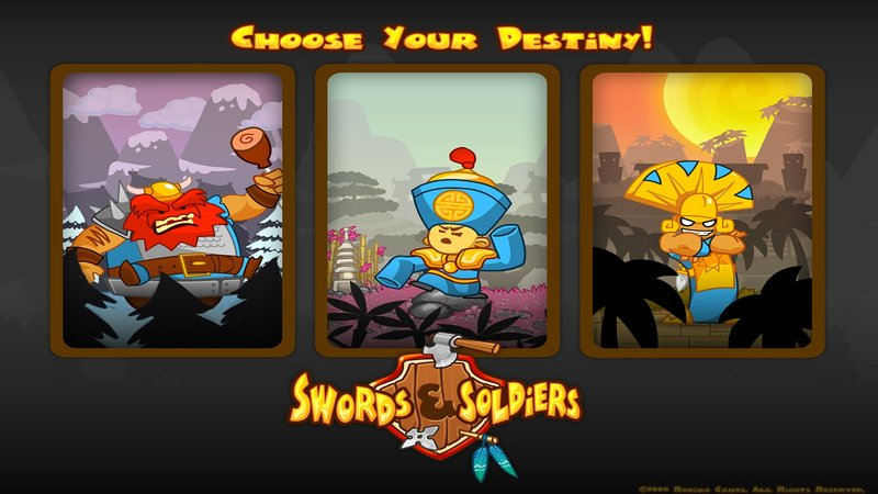 Kody do Swords & Soldiers (Wii)