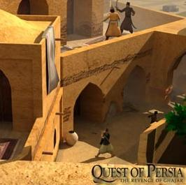 Quest of Persia: The Revenge of Ghajar (PC; 2006) - Zwiastun 2006