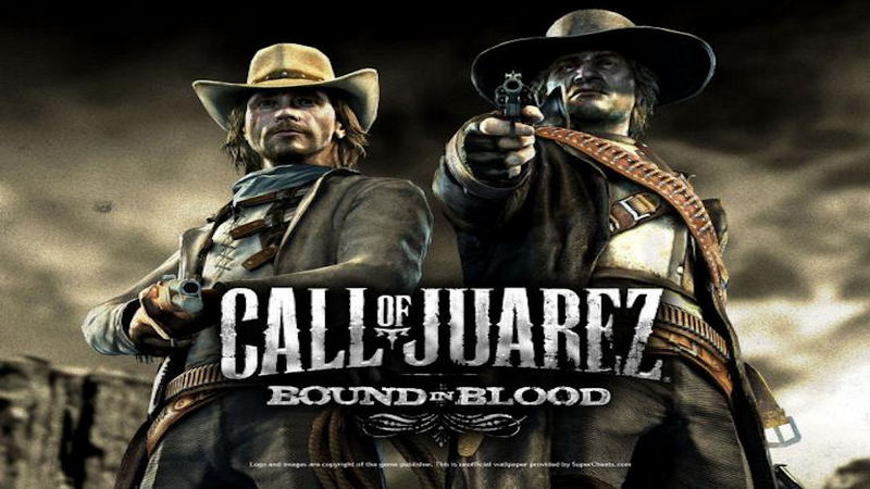Kody do Call of Juarez: Więzy Krwi (PC)