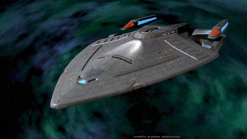 Star Trek Online - pokaz na Eurogamer Expo 2009