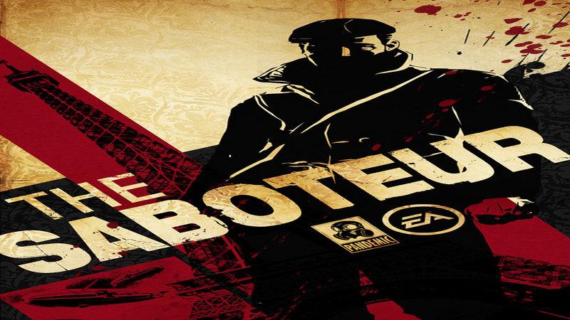 The Saboteur - soundtrack (L'Homme Que J'Adore)