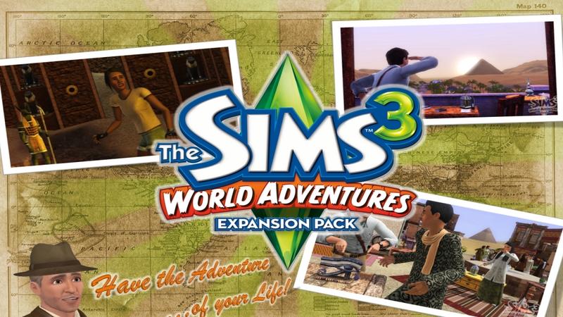 The Sims 3: Wymarzone Podróże (PC) - Tips & Tricks & Ciekawostki