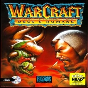 Warcraft: Orcs & Humans - gameplay (DOS)