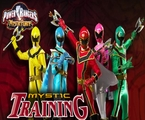 Power Rangers Mystic Force: Mystic Training